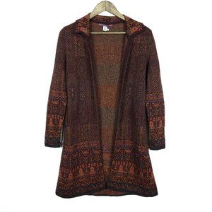 Peruvian Connection Alpaca Wool Tunic Sweater